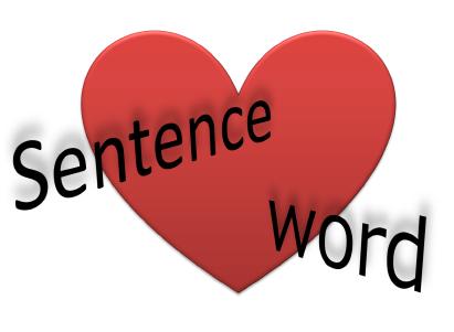「想い・言葉・文章」