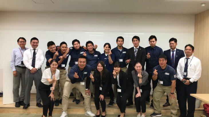 新卒3カ月研修開催!