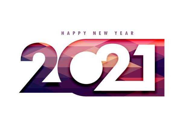 2021年、スタート!